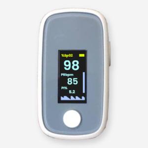 Digital fingertip oximeter
